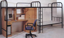School dormitory student bunk bed