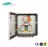 PV Array Combiner box 8 in 1 out for for Solar Power Plant