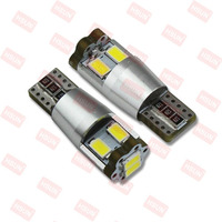 Hot sale 5630 led light for car auto part T10 W5W 194 501 lamp bulbs
