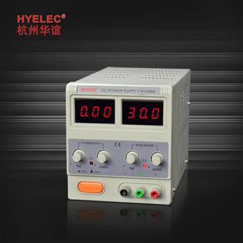 DC POWER SUPPLY Lobornetzgerat 0-30V,0-5A HY3005 linear mode DC power supply