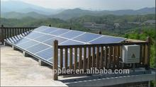 Stand-alone Complete 15KW Solar Panel System for Home Appliances / 10KW PV Modules Off-grid UPS Solar System for Home
