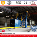scaffolding wheel shot blasting machine manufacturer