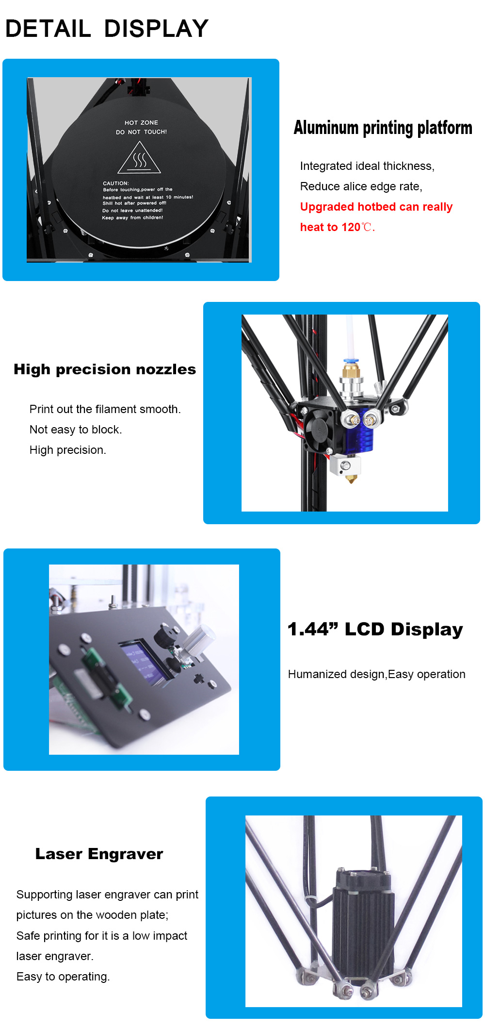Spot Sale!!! Diy 3d Printer Kit Sinis T1 Professional 3d Printer Architectural Model Making 3d Printer Diy Kit