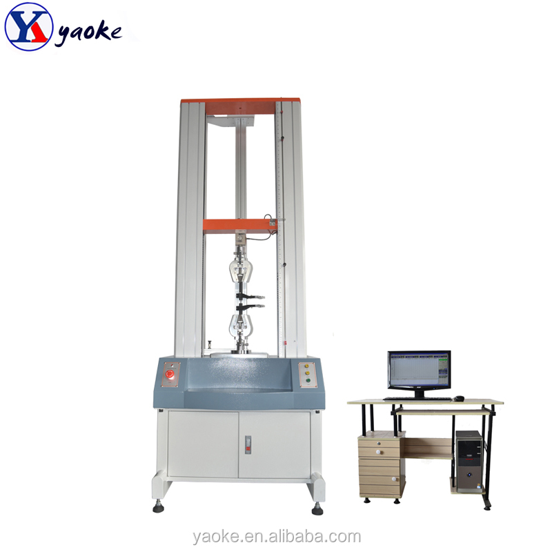 Universal Tensile Strength Tester For Rubber Plastic