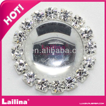 NEW item Small RHINESTONE BUTTONS