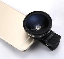 Manufacturers Super 0.45x wide angle Macro Zoom Camera Lens for Sony Xperia