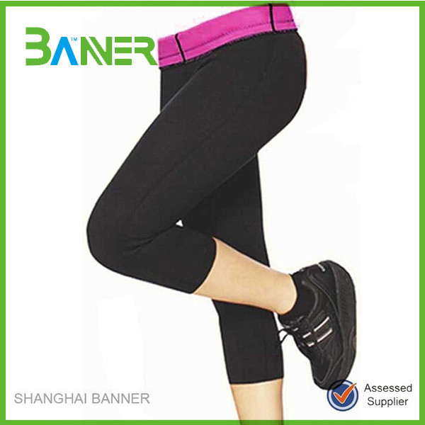 Body Shape Building Support Slimming Pants Burning Fat