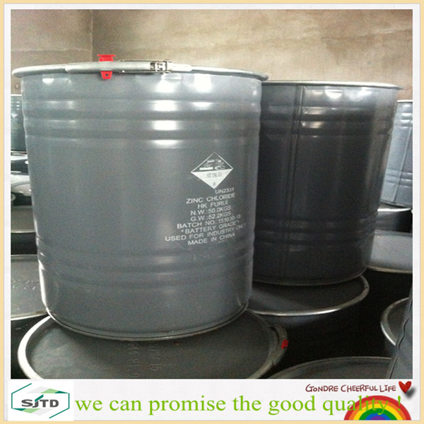 hot  sales of   Zinc Chloride  96% and 98% / Cas No:7646-85-7 made in China !