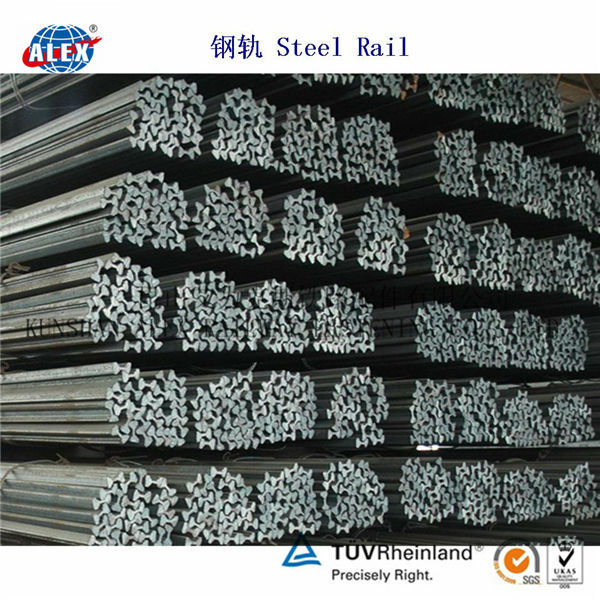 Chinese standard Light steel rail GB30KG for mine ore
