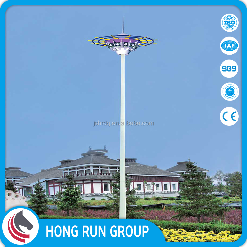 2016 Newest Design High Pole Light Price with Certificates RoHS High Mast Lamp from Best Manufacturers