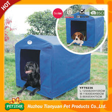 Discount!!! High Quality Professional Portable Easy Assembly Outdoor Dog House for 2 Dogs