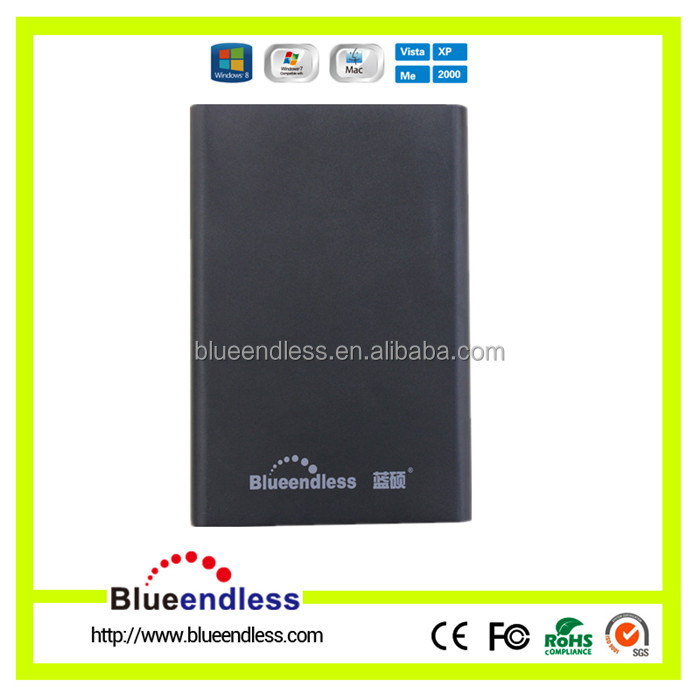 Factory Wholesale 2.5 inch usb 2.0 hdd external box