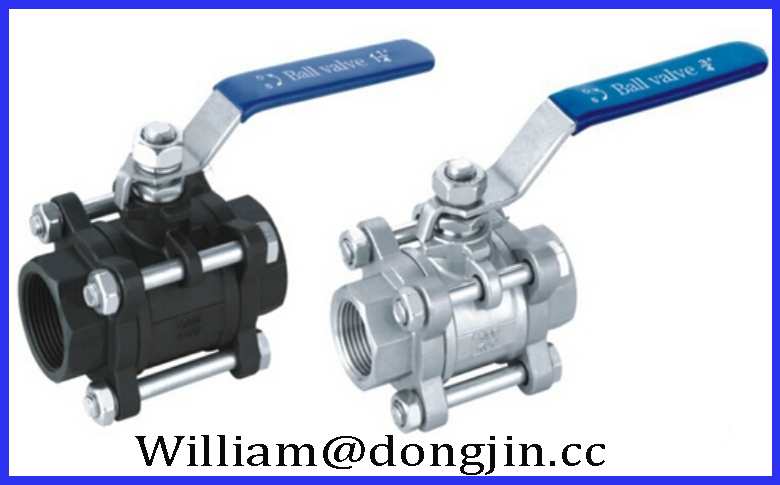 Stainless steel 3ps screw handwheel ball Valve 150lb 300lb 600lb 1500lb ANSI DIN JIS API6D CF8M 316