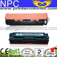 toner cartridge CC530A CC531A CC532A CC533A suitable for the printer FOR HP CP2025 2020 CM2320