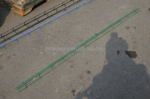 steel rebar truss slab