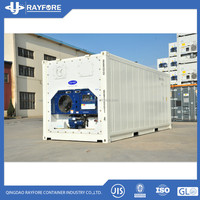 20ft new reefer container 40ft new refrigerated container