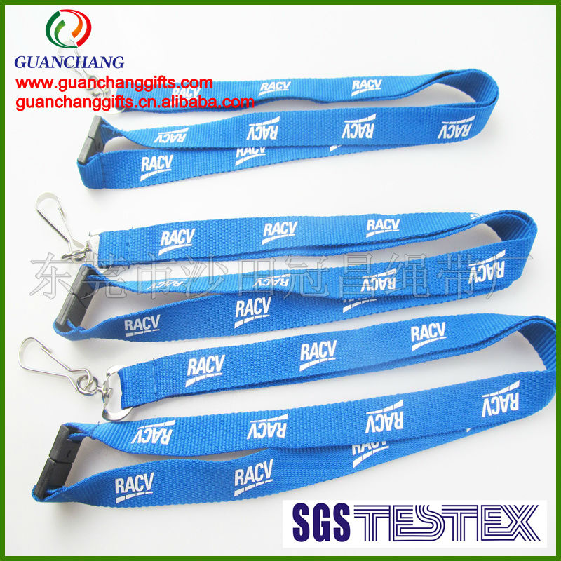 Supplier custom cheap mobile phone lanyards wholesale