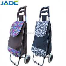 stair climb shopping trolley bag with six wheels, Europe style 3 wheels shopping trolley as seen on tv