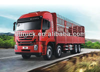 340HP Iveco genlyon 8*4 cargo truck,chassis truck(FIAT Cursor 9 or Cursor 13 engine),container truck +86 13597828741