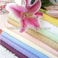 100% cotton sateen stripe fabric for hotel