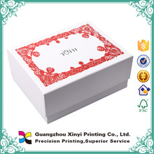 Alibaba express china good quality storage box greeting card boxes wholesale