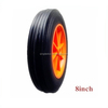 Hot sale good price solid rubber wheel 8 inch
