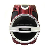 unique fm radio bluetooth speakers with rechargeable battery