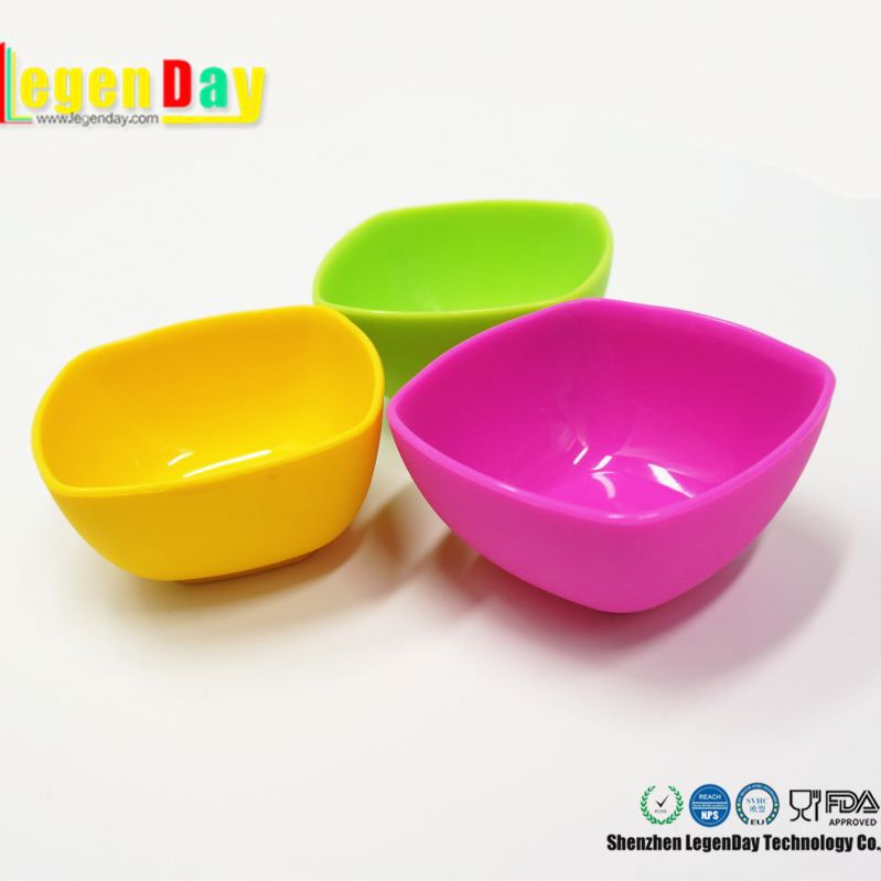 Wholesale Flexible Collapsible Silicone Mixing Bowls Bowl