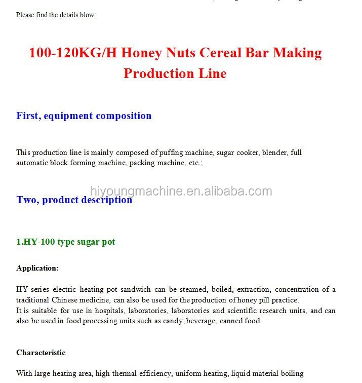 Cheap Cereal bar #304 SS Peanut chikki /Peanut brittle production line/sweet nuts bar production line