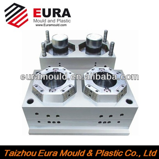 plastic injection mold components