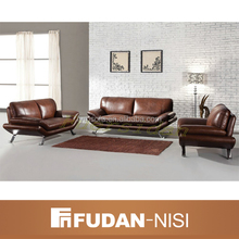 2015 Great design new leather sofa set FM602