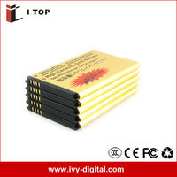 China Cheap Mobile Phone Battery for HTC G6 G8 2450mAh Gold