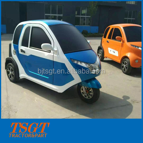 heater closed cabin electric charging trike with 2 doors 3 seats 1000 motor most popular best quality for passenger use made in