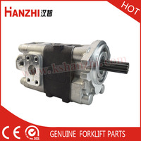 Forklift Parts 67110-30550-71 7FD50 Gear Pump