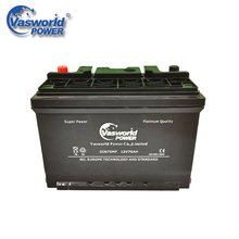 Factory Price 12v Dry Cell/Lead Aicd MF DIN75 Car Battery