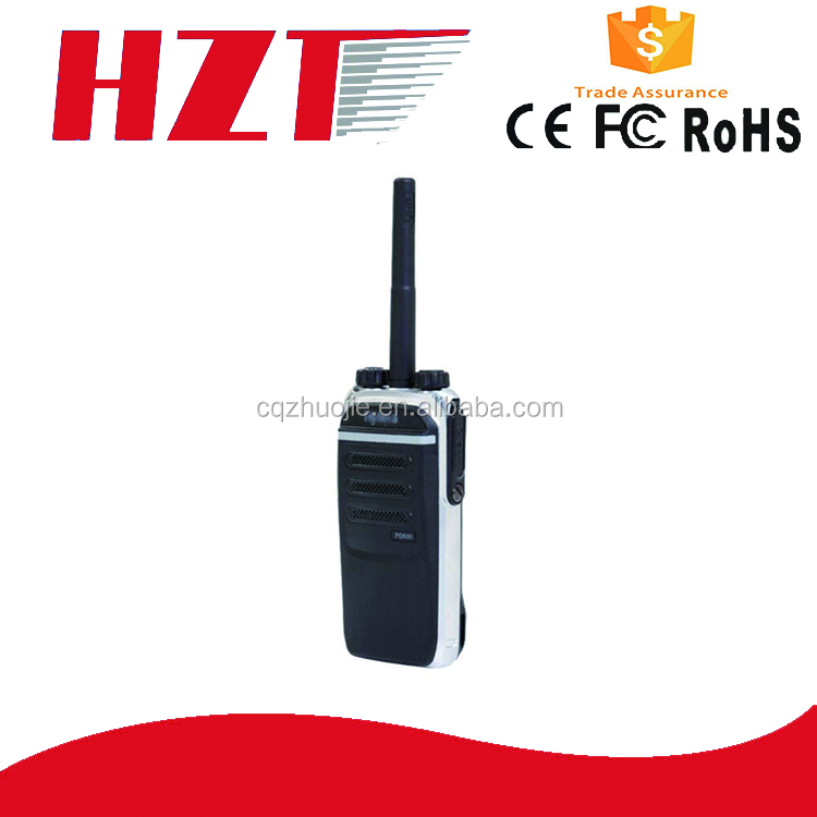 Hytera dmr two-way radio waterproof IP67 walkie talkie PD600
