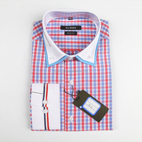 2016 Latest design dress shirt for men with different color