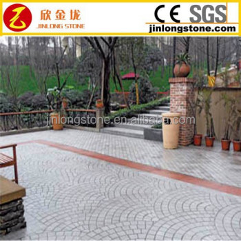 Cheap Garden Stepping Stone in Granite