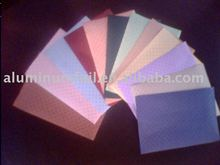 coated and laminated paper