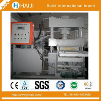 3d gusset palte forming machine in hebei botou/ beauty decoration machine for house