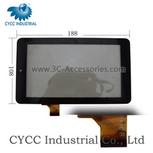 7inch Tablet PC Touch Screen Digitizer 344-B 108*188