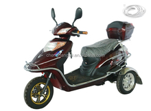 three wheeler electric tricycle/E-Rickshaw for disabled person on sale