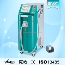 800W 808nm diode epilation definitive laser/ hair removal