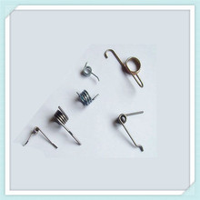 Stainless steel small torsion spring for bathroom torsion hook