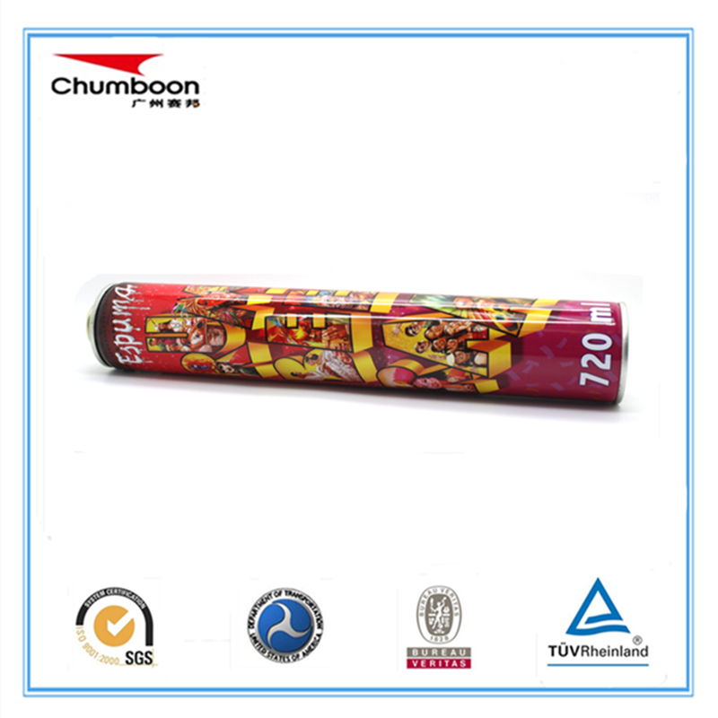 Selling aerosol can/spray paint can/ aerosol tin can Guangzhou