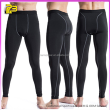 Men's Compression Tight Workout Leggings Base Layer Fitness Cycling Running GYM Sports Pants