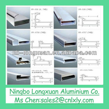 full series extruded aluminum profile frame s for kitchen