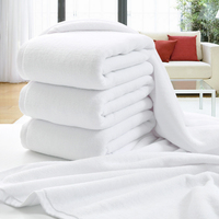 Super-Absorbent Egyptian Cotton Bath Towel Set