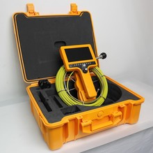 WOPSON Push Rod Handheld Pipe Inspection Camera System