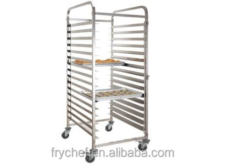 Bakery Oven Rack Trolley